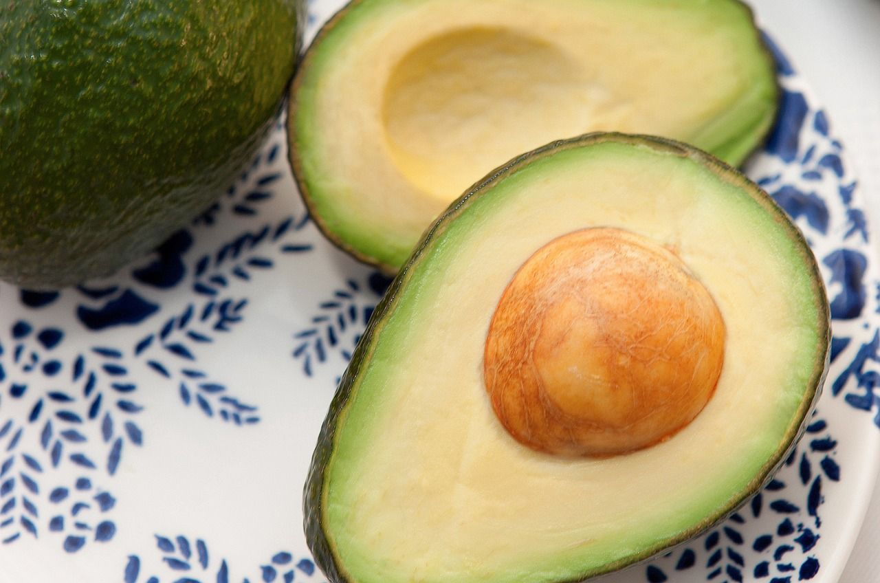 avocado, aguacate