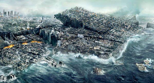 catástrofe climática