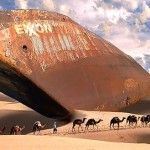 El colapso de la sociedad petrolera