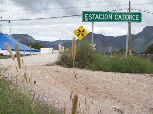 Estación Catorce, en San Luis Potosí.